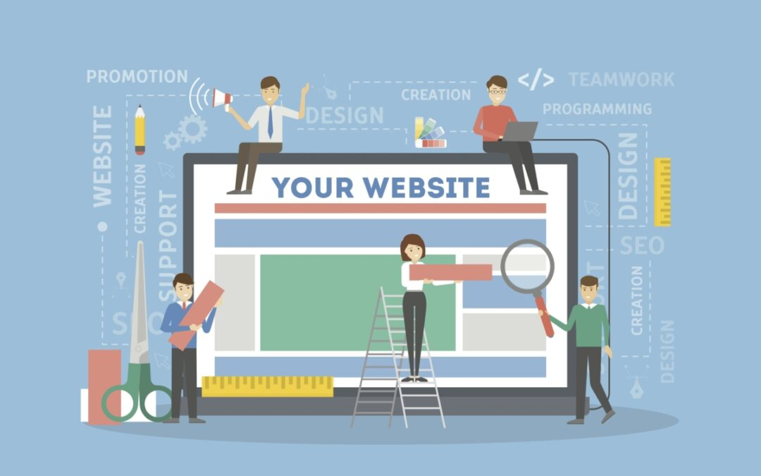 Importance of An Up-To-Date Website