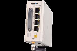 Radiflow 1031 Ruggedized Gateway for SCADA Networks