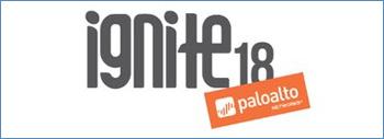 Palo Alto Networks Ignite '18
