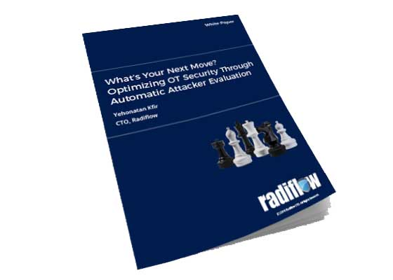"""Whitepaper: """"Optimizing OT Security through Automatic Attacker Evaluation"""""""