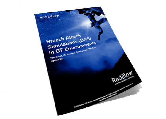 White Paper: Breach Attack Simulations (BAS) in OT Environments