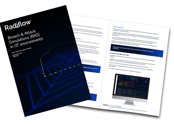 """Download White Paper: """"Breach & Attack Simulations (BAS) in OT environments"""""""