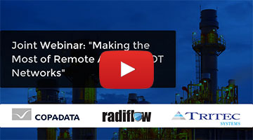 Joint Webinar with Copa Data & Tritec: Making the Most out of Remote Access to OT Networks
