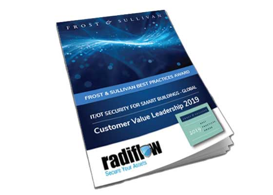 """Download Frost & Sullivan """"Customer Value Leadership"""" Award and Analysis Report"""