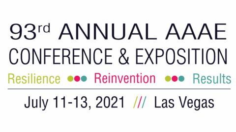 AAAE 93rd annual conference