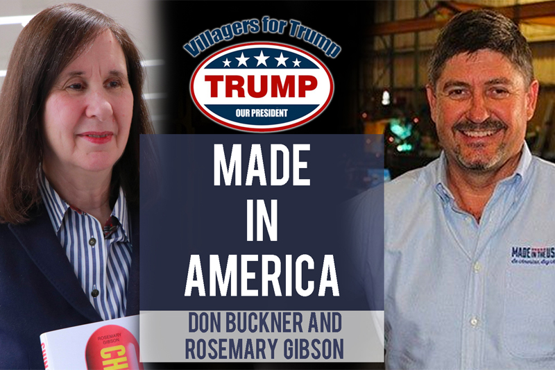 Watch the July 12th Rally with Don Buckner & Rosemary Gibson AND our Previous Rallies