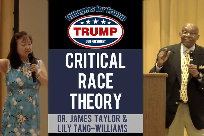 Watch the August 9th Rally with Dr. James Taylor & Lily Tang Williams AND our Previous Rallies