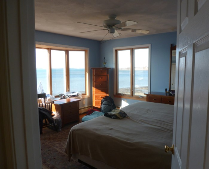 A Before Image of a Primary Bedroom