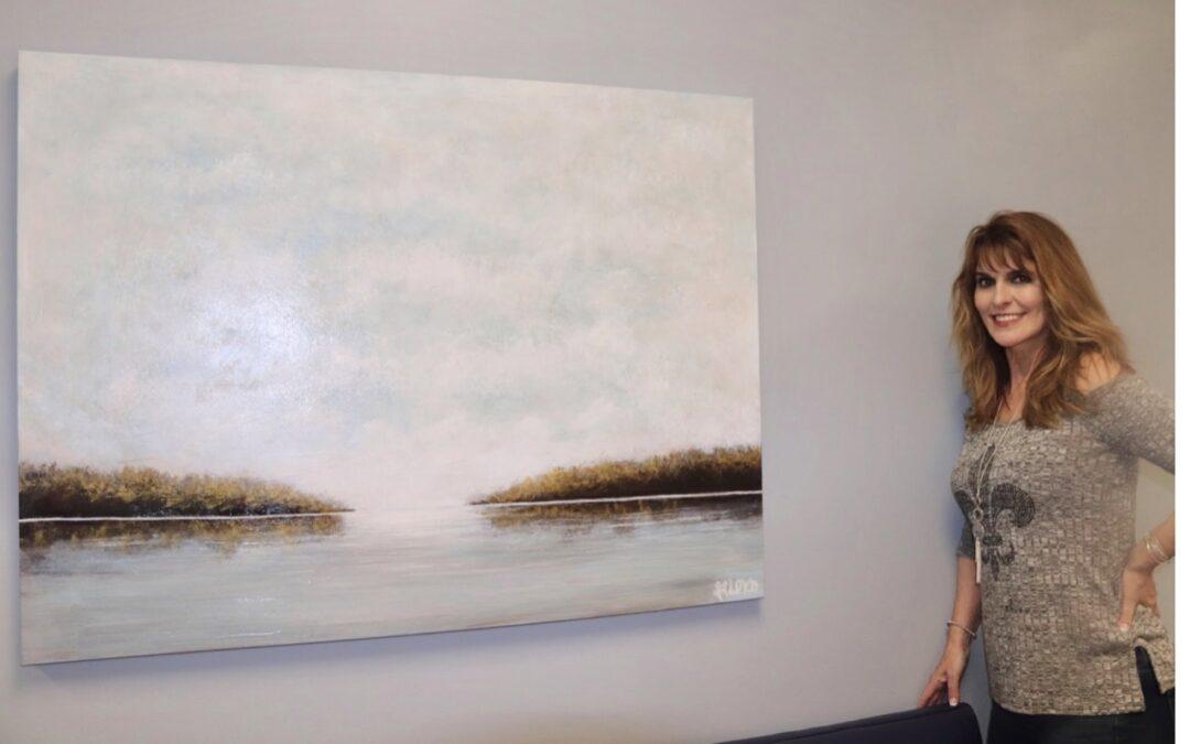Designer Stephanie Lloyd Volunteers to Transform Witness Rooms