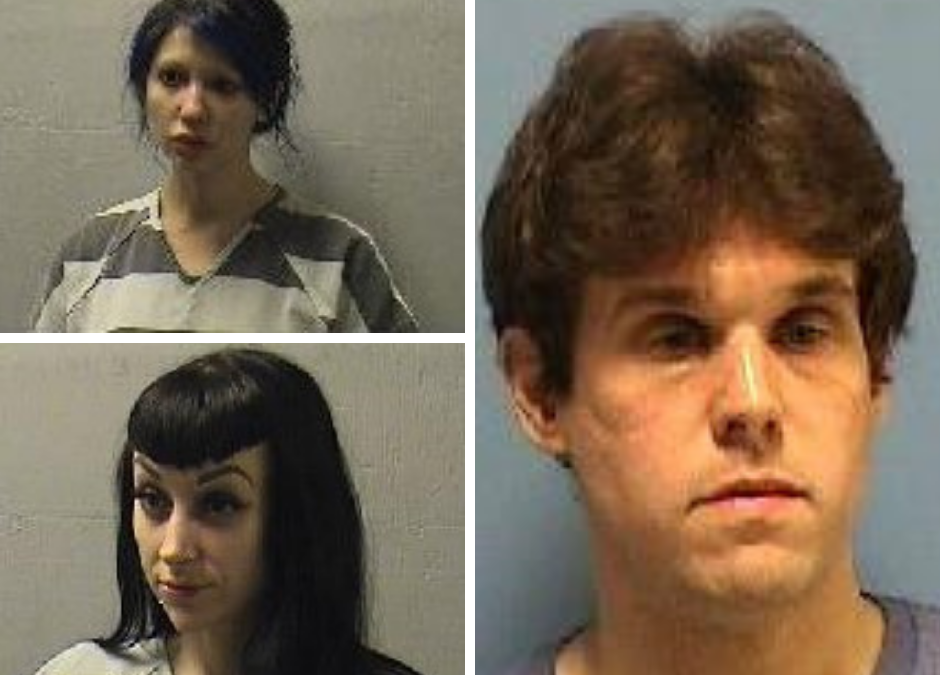 District Attorney Charges Priest and Two Women with Vandalizing Local Church