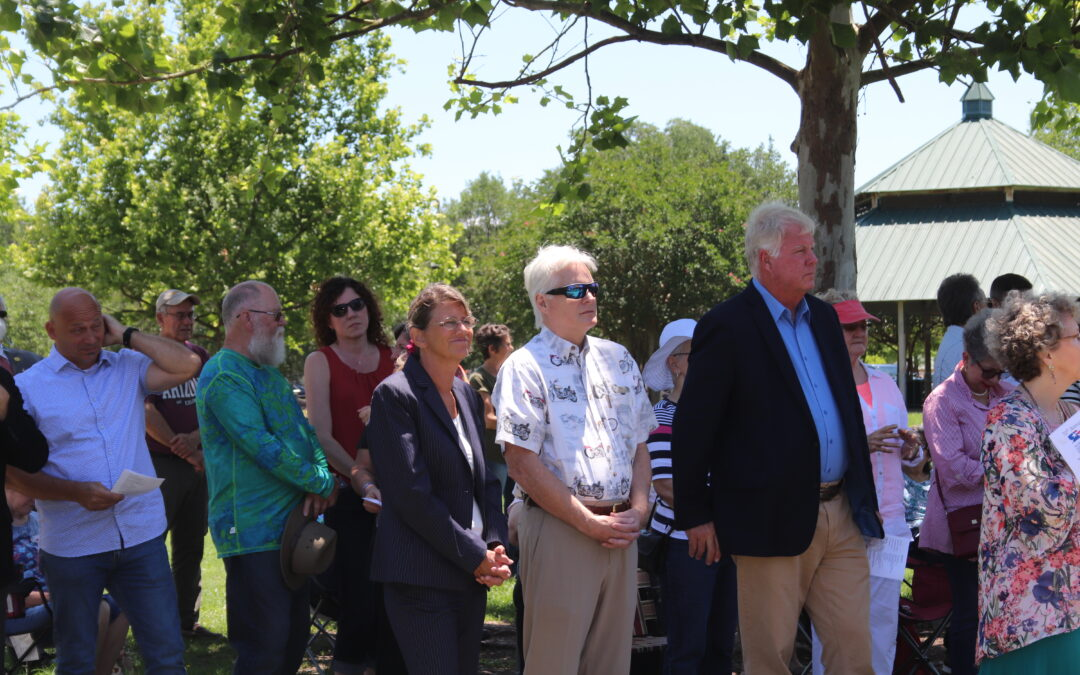 D.A. Attends Slidell's National Day of Prayer Ceremony