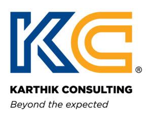 KARTHIK Logo