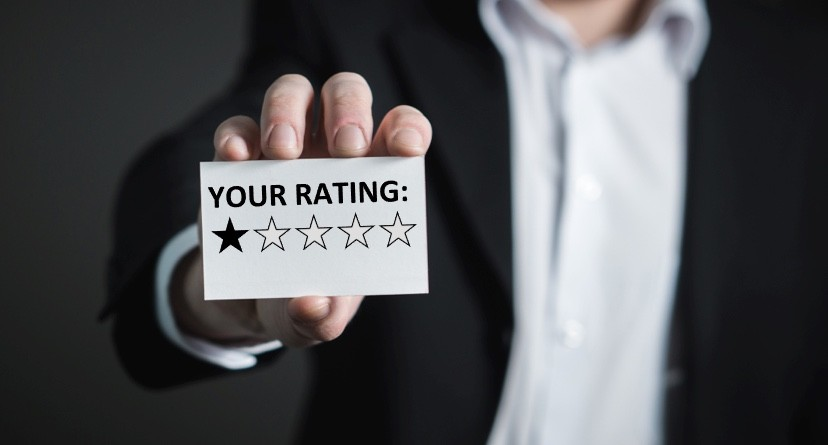 Be Careful Handing Out Those One-Star Reviews.