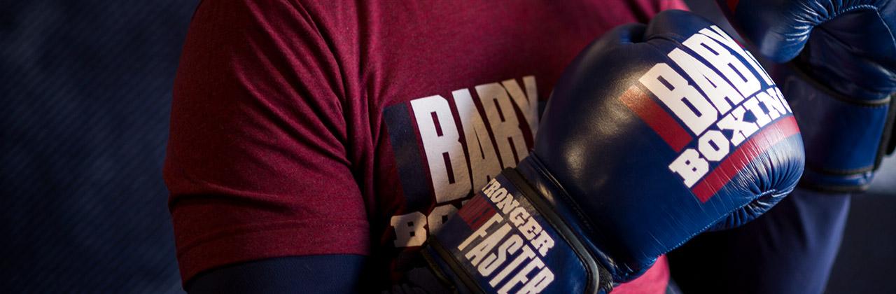 Baby Bull Boxing Gloves