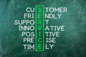 customer service on board