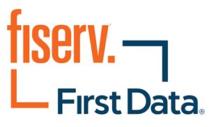 first data fiserv logo