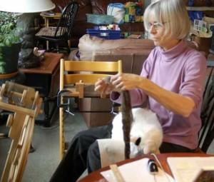 Deb Robson by Judy Fort Brenneman