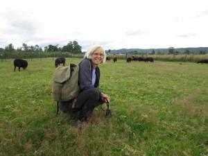 Deb Robson by Robin Morse Bankside Farm