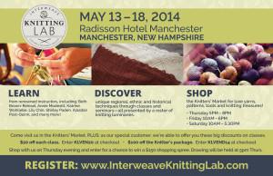 Knitting Lab discount promo