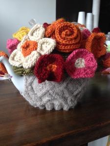 Cassandra's Tea Cozy, Jane Austen Knits 2014
