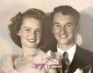 1948 - Bill and Grace Berk