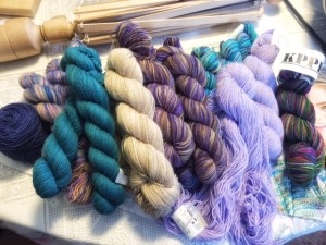 Koigu PPM for Agate Ripples, by Laura Bryant