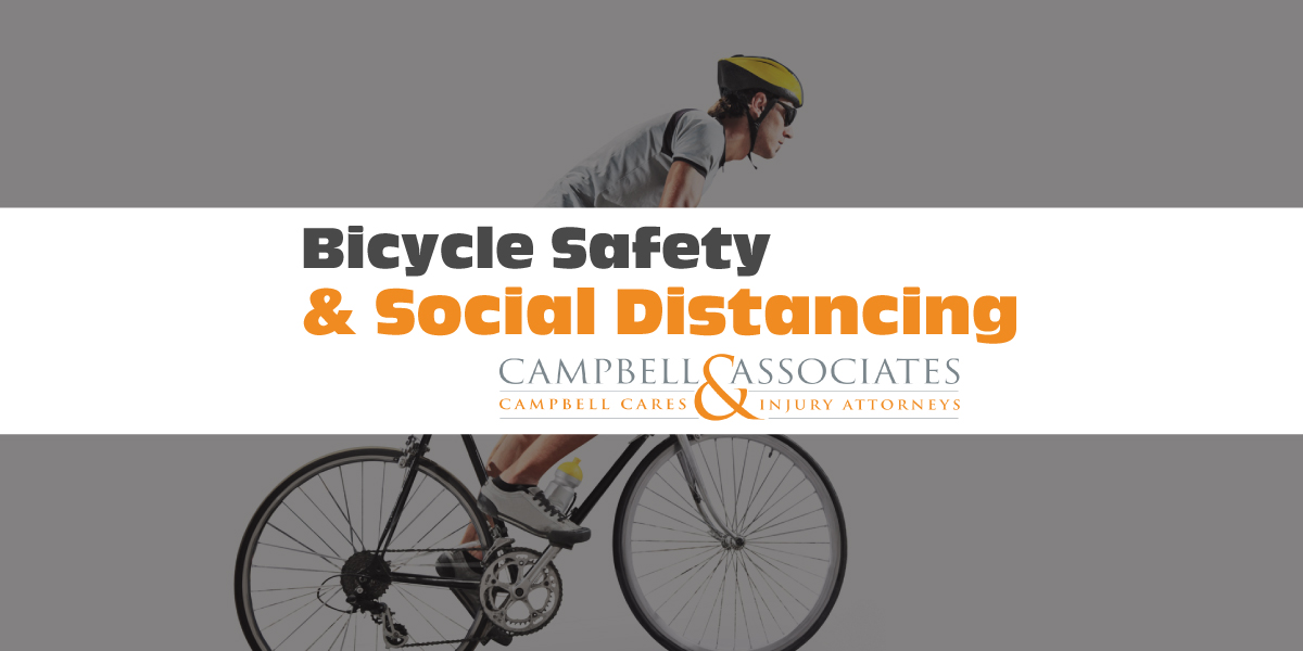 Bicycle Safety & Social Distancing