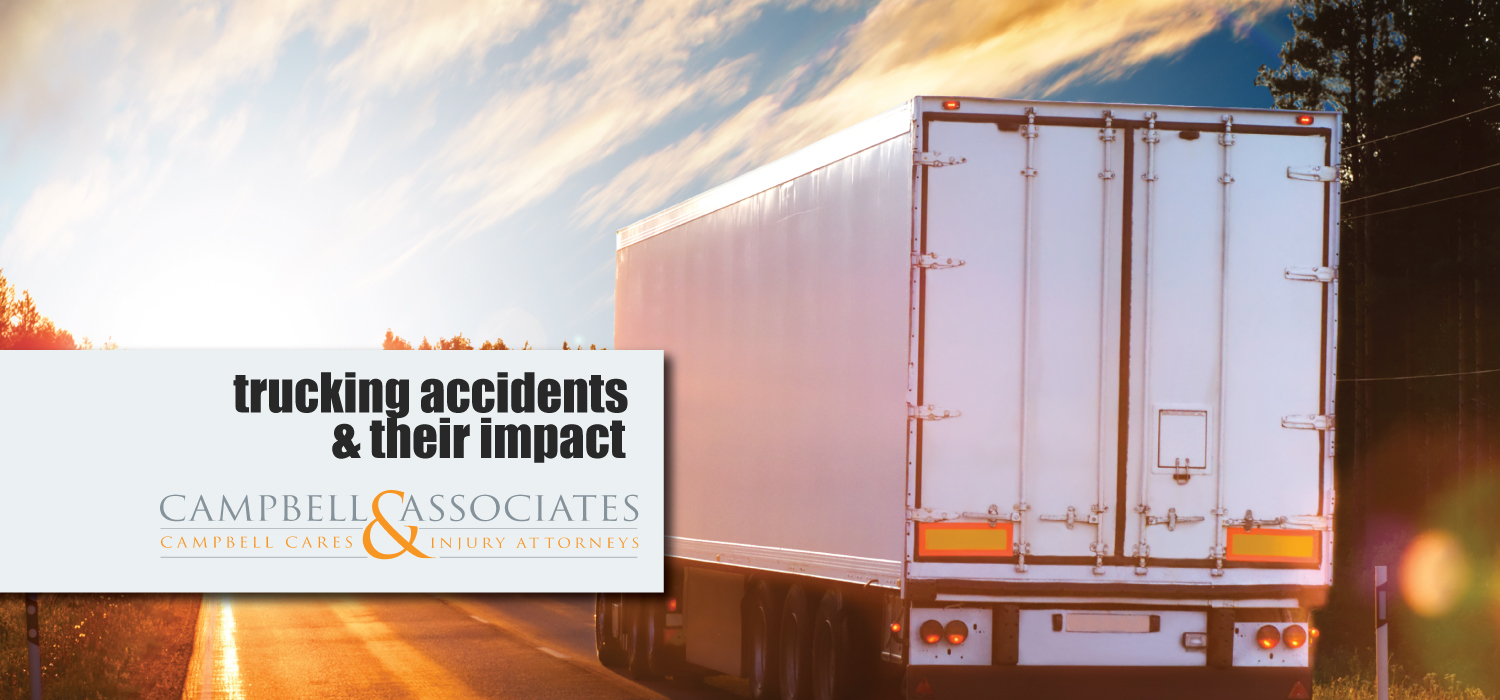 Trucking Accidents & Their Impact