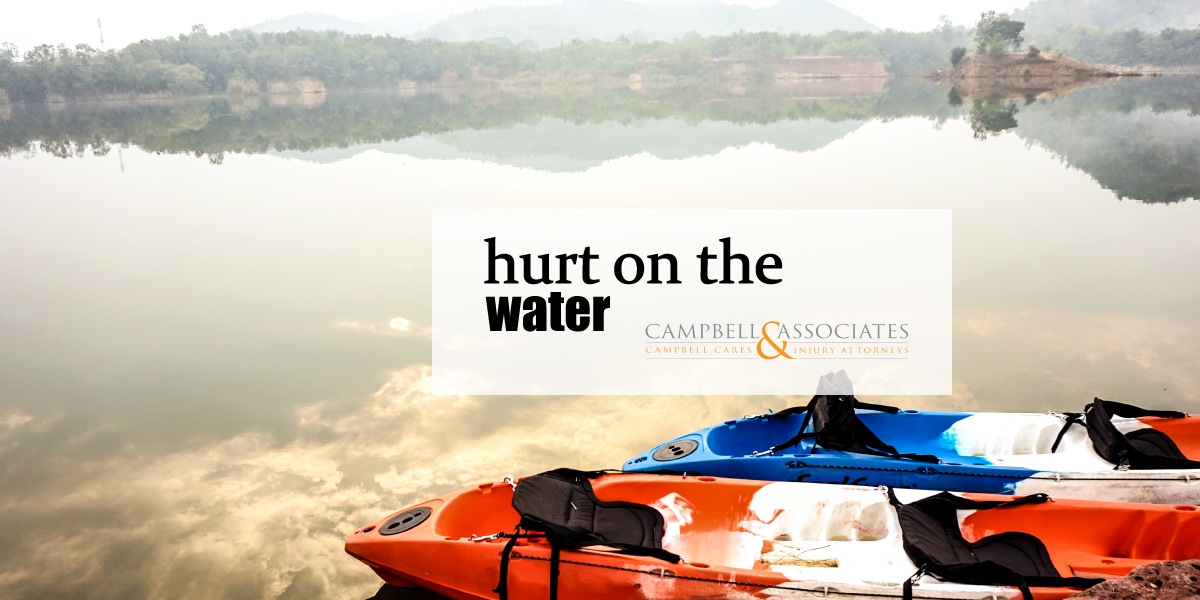 Hurt On The Water?