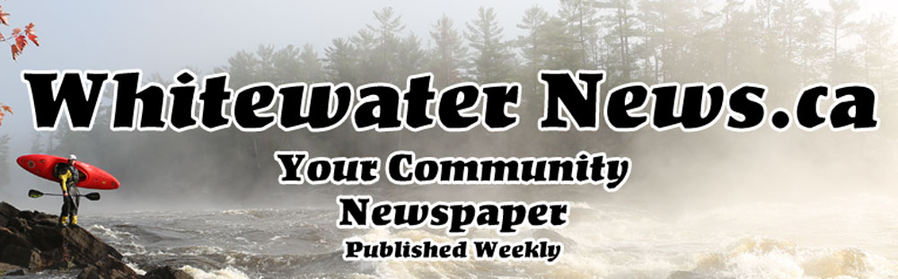 Whitewater News - Serving Whitewater Region and the Ottawa Valley