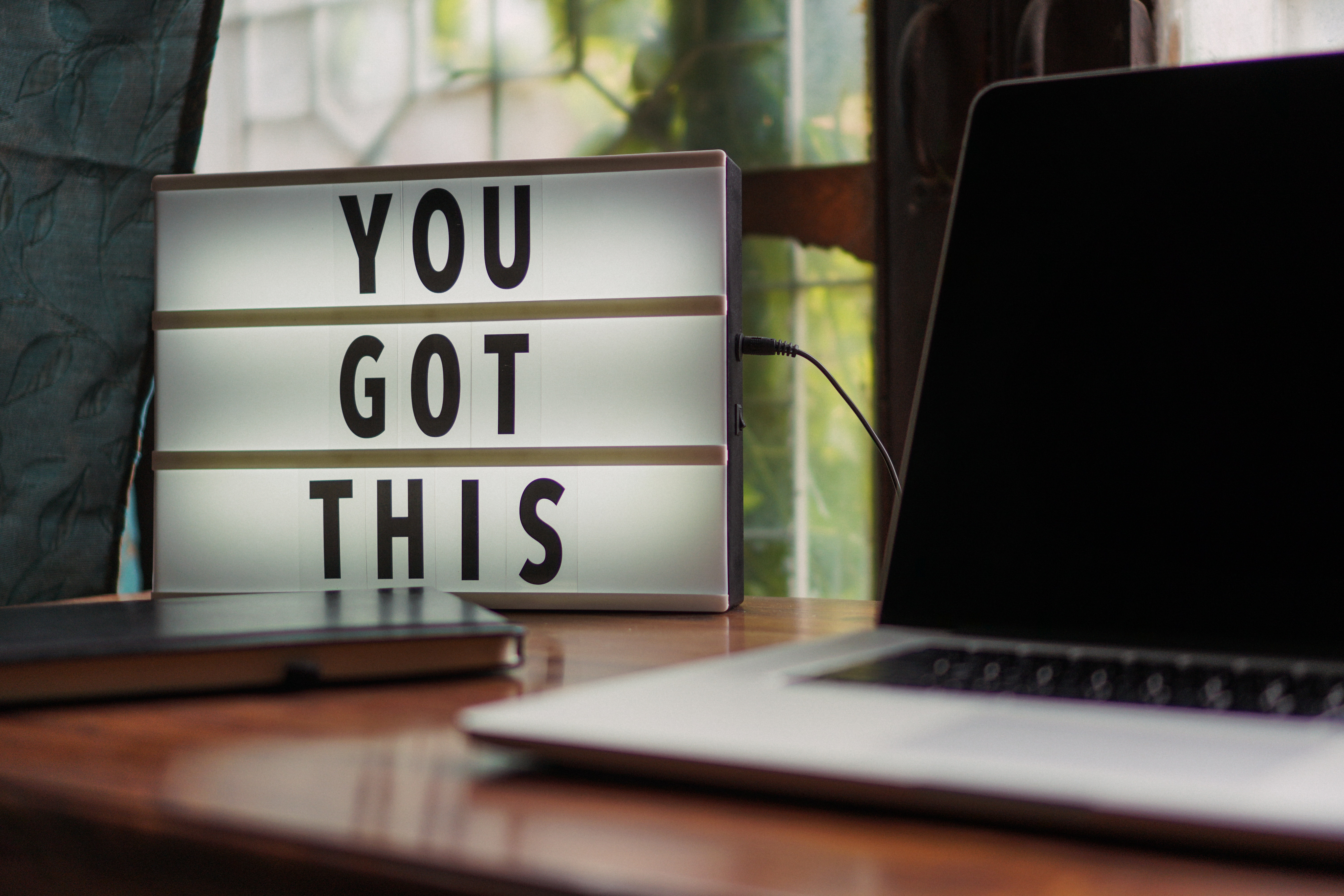 you got this 1