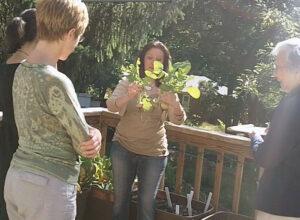 get a pro garden speaker