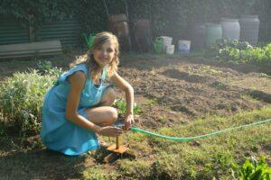 be a great organic gardener