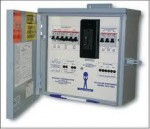 Integrated compact power system