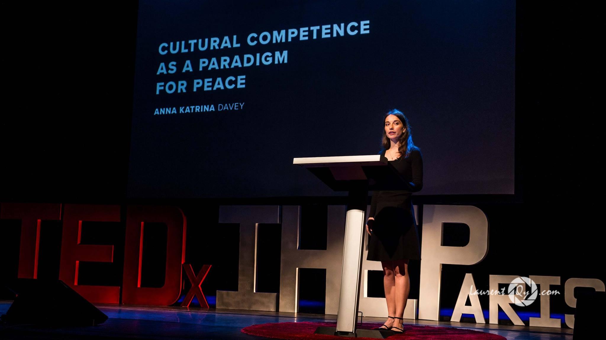 TEDx Paris Cultural Competence