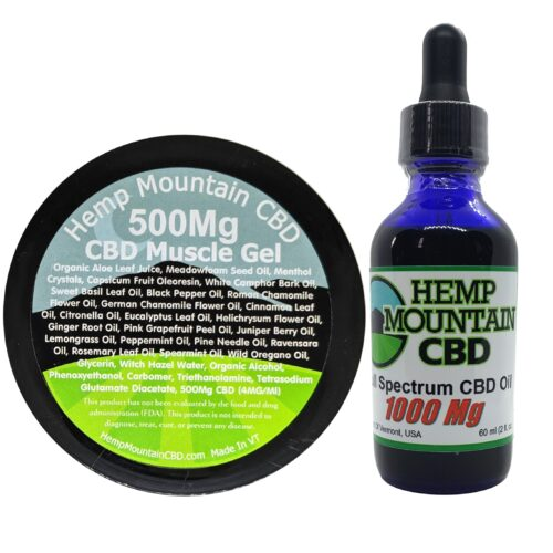 cbd muscle gel
