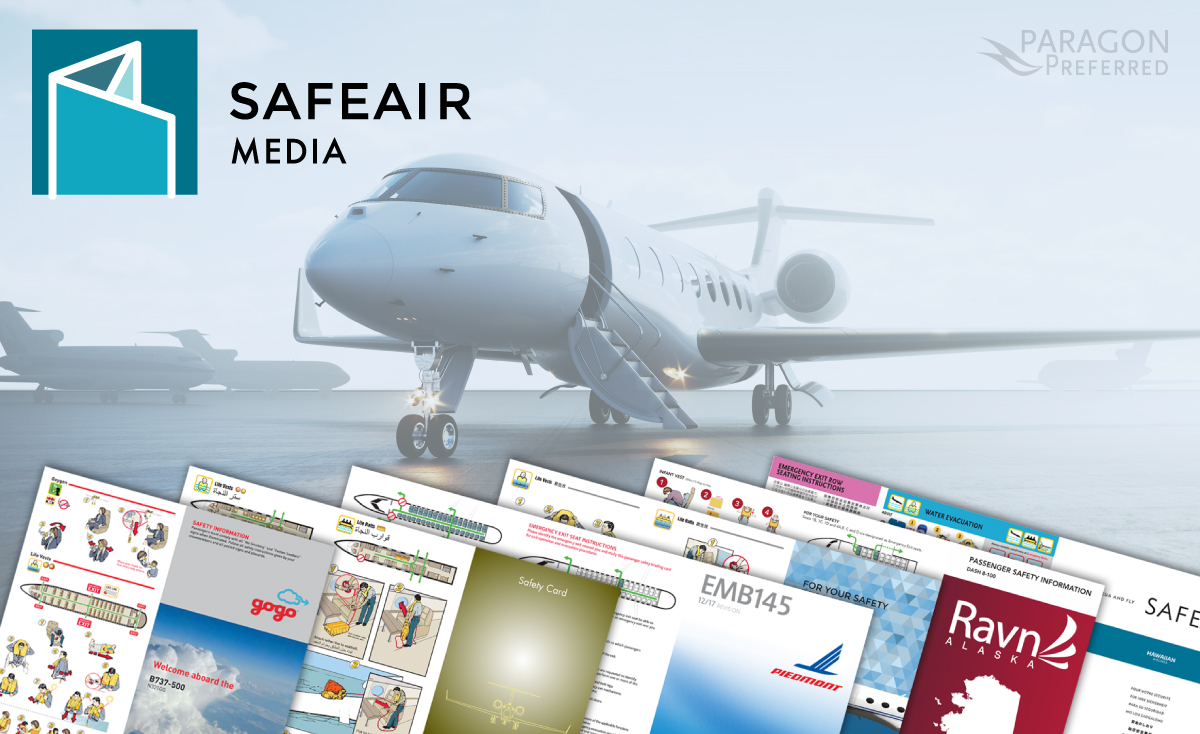 Safeair Media Safety Briefing Cards