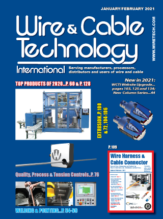 Wire & Cable Technology International January Cover