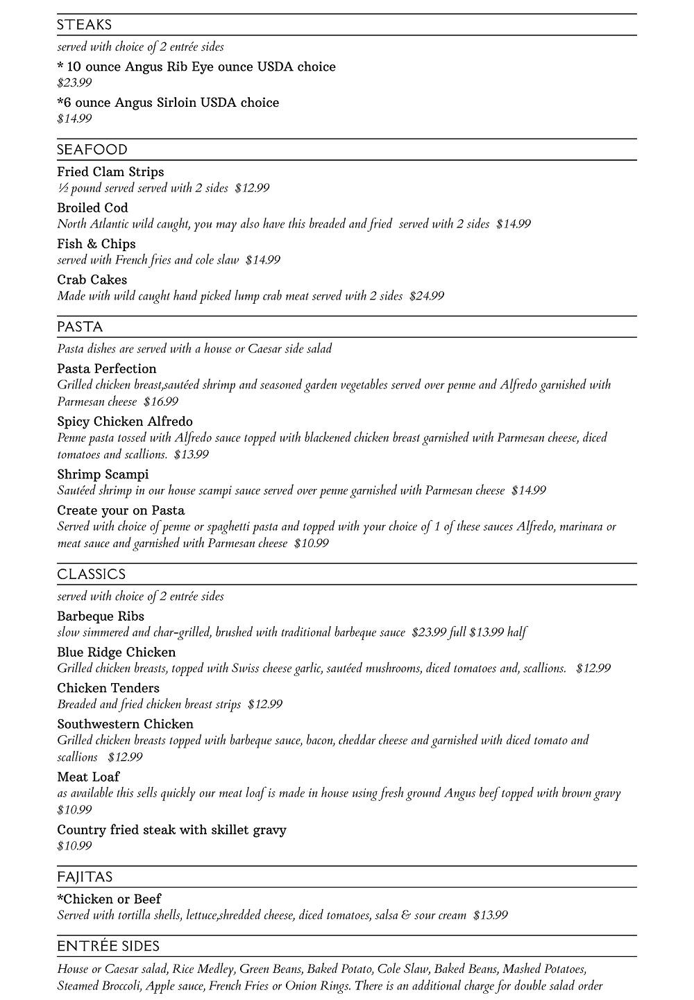 Dinner 2021 July update