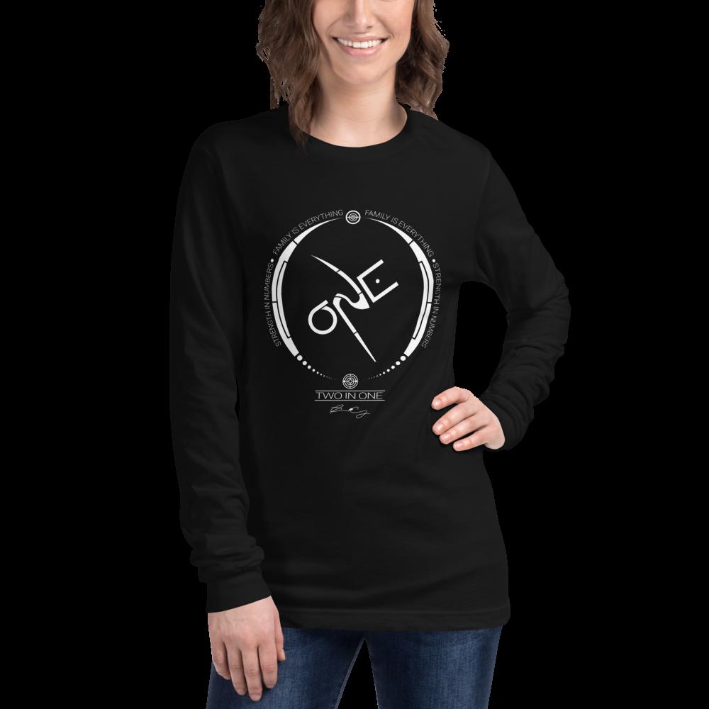 Black Long Sleeve-Shirt