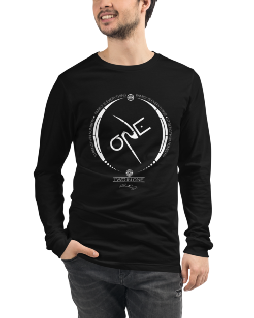Black Long Sleeve-Shirt