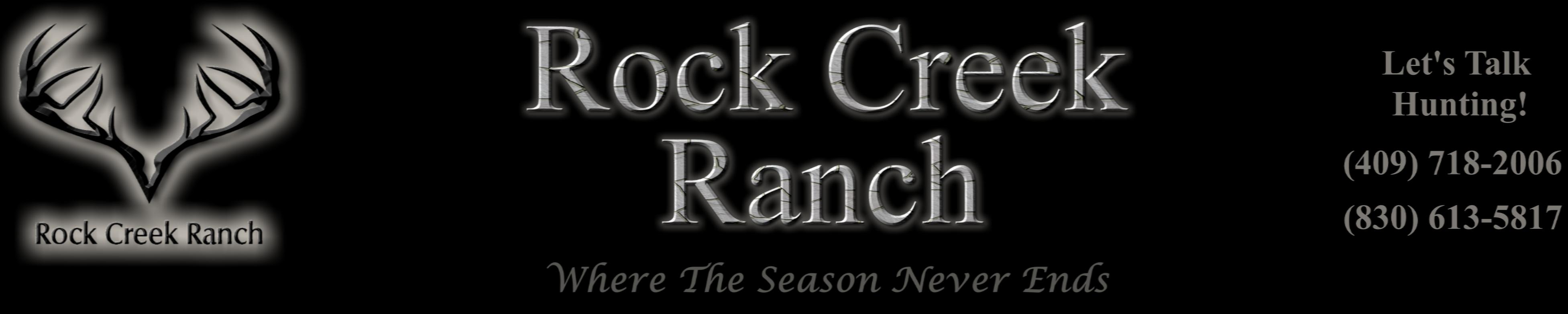 Rock Creek Ranch