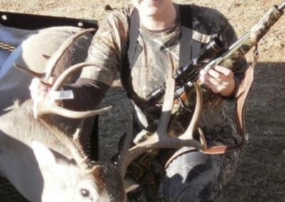 Central Texas Buck Harvest