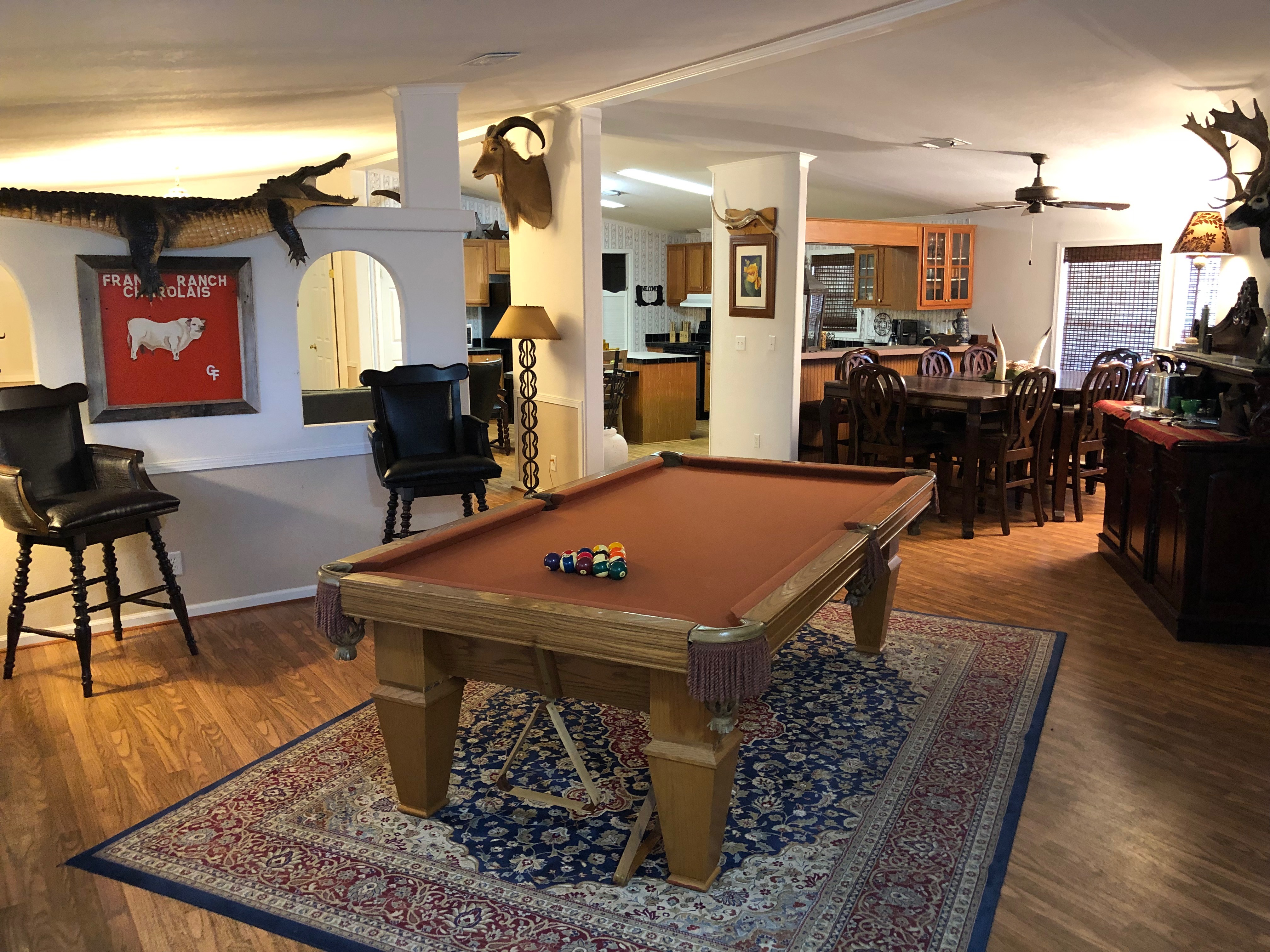 Copperas Cove Pool Table