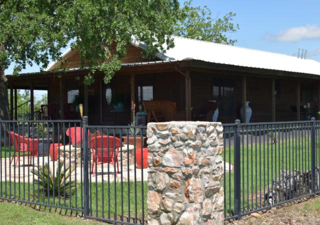 Texas Hunting Lodge