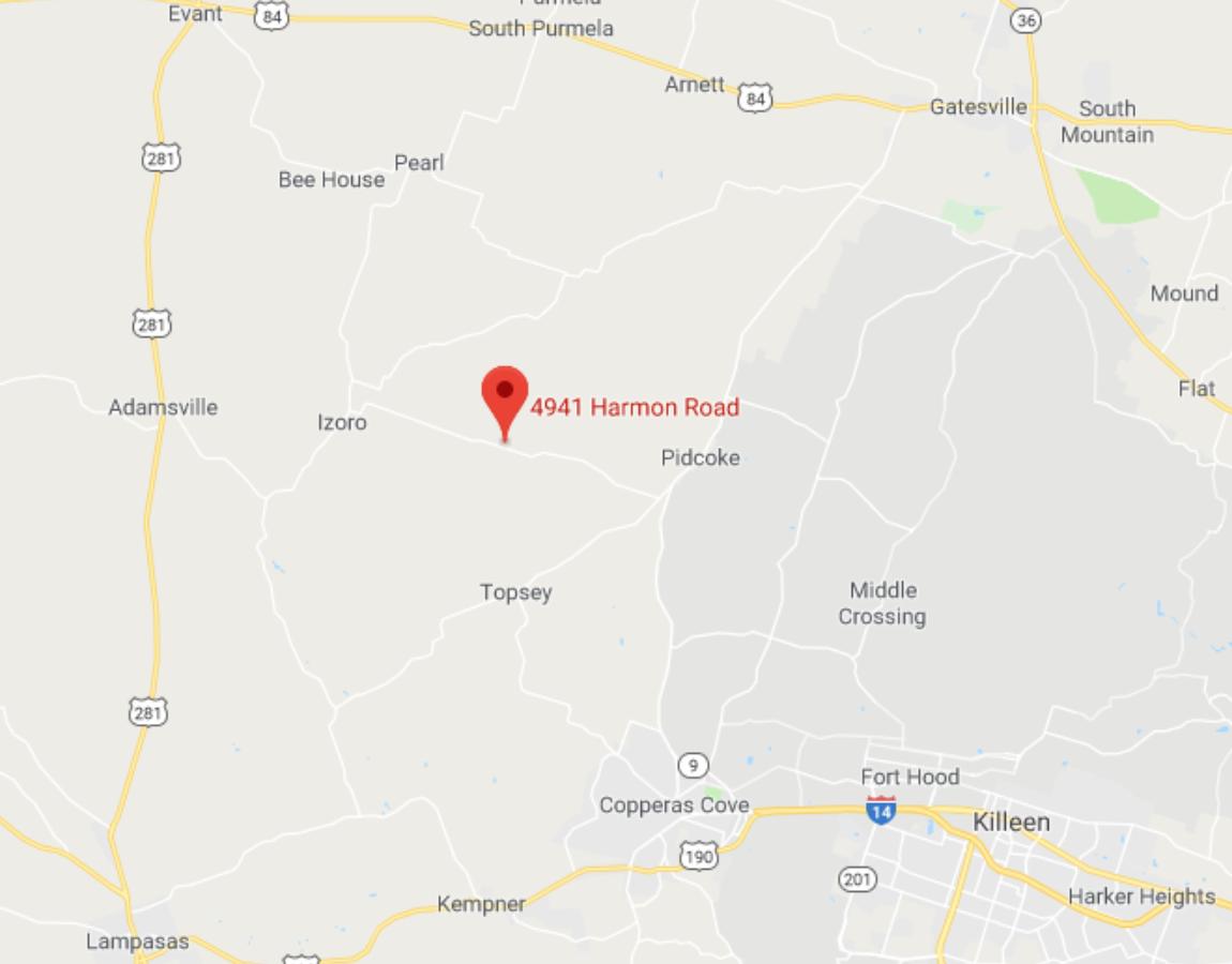 Rock Creek Ranch Google Map