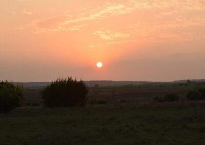 Rock Creek Ranch Sunset