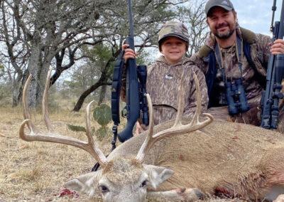 Deer Hunts in Central Texas