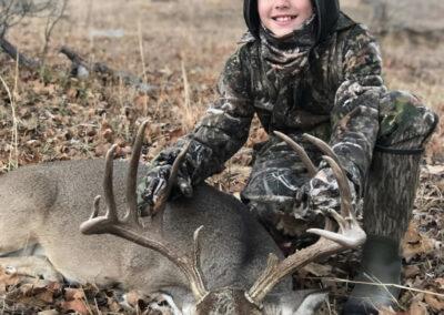Deer Hunt in Texas