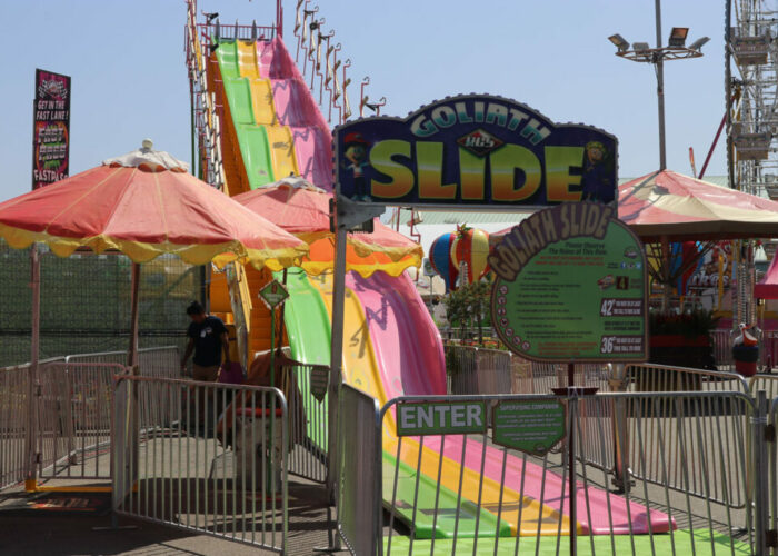Goliath Slide